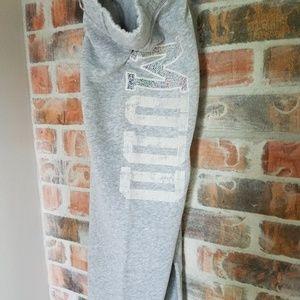 Girls loose jogger sweatpants